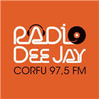 DeeJay 97.5 Corfu Greece logo