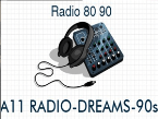 Ouvir A11Radio-Dreams-90s